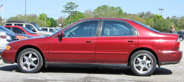 used accord '94
