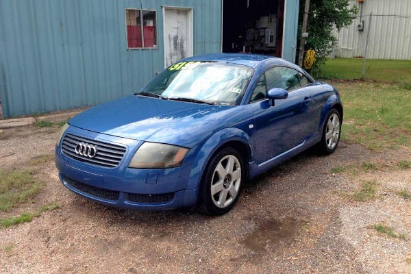 Used Audi TT 2000-2006: Where To Find The Cheapest Ones ...