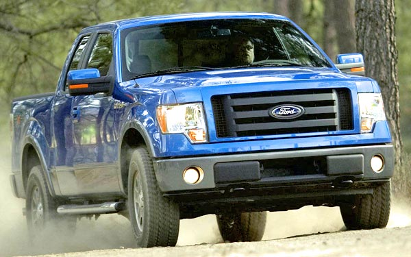 ford to recall 2009 2010 f 150 trucks in usa. Black Bedroom Furniture Sets. Home Design Ideas