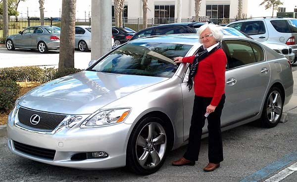 2011 Lexus GS350 . For third consecutive year, Lexus is again the most