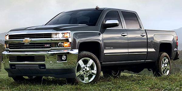 new truck silverado