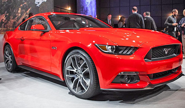 new mustang exhibition coupe