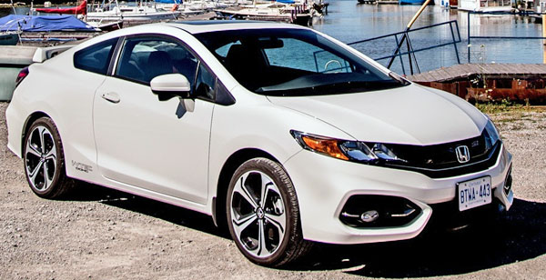 new honda civic coupe