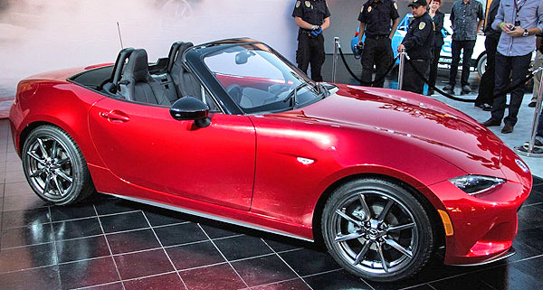 2016 miata mx-5 convertible