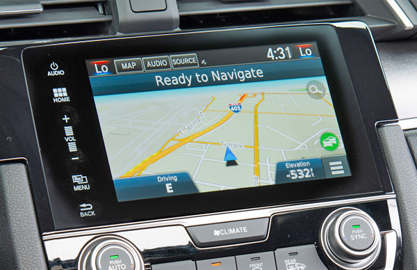 navigator / navigation system