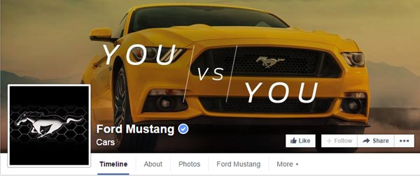 mustang fb page cover