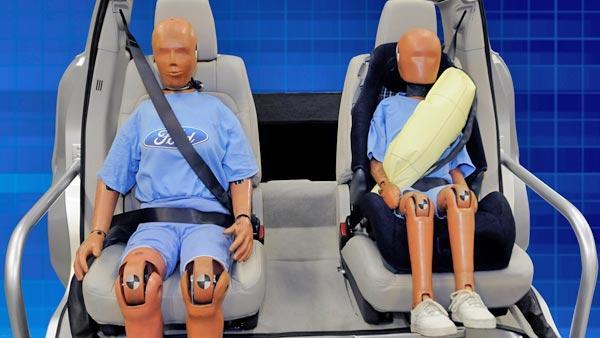 new safety belts