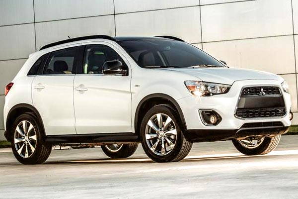 mitsubishi outlander sport 2014 best suv for women under 20000. Black Bedroom Furniture Sets. Home Design Ideas