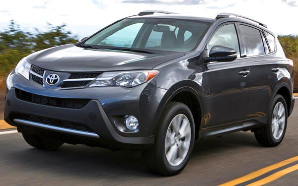 Best Used Suv Under 5000 >> Toyota RAV4, Best Compact New SUV For Under $24000 - Review