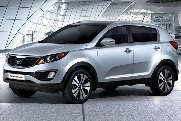 new kia sportage 2014 brief intro to one of the most affordable suvs. Black Bedroom Furniture Sets. Home Design Ideas