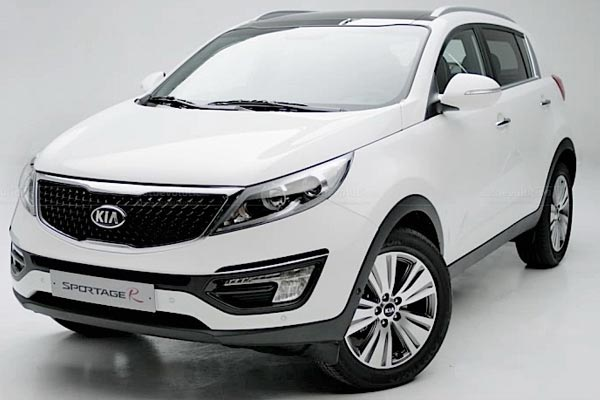 New Kia Sportage 2014, Brief Intro To One Of The Most