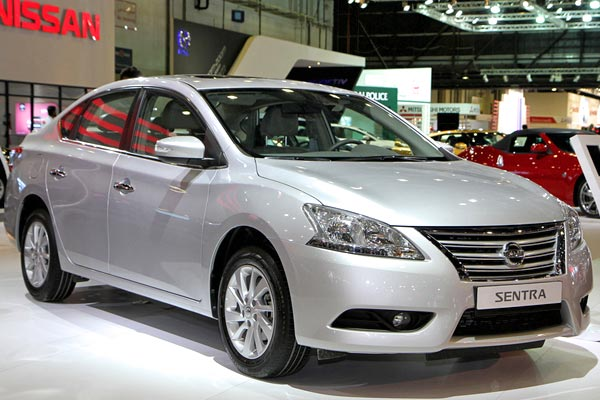 new nissan sentra 2014 totally improved for under 16000 review. Black Bedroom Furniture Sets. Home Design Ideas