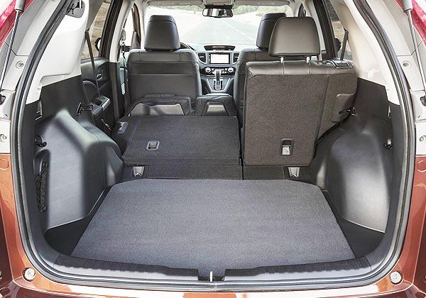 rear view door seats crv 2015