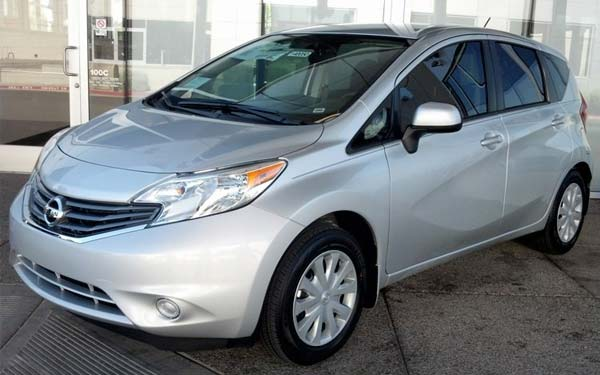 Nissan Versa Note 2014, Attractive Subcompact New Car ...