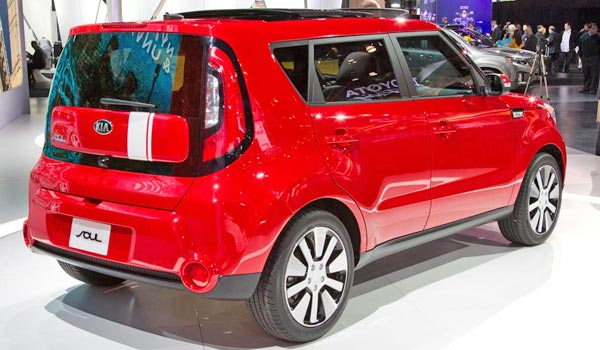 Kia Soul 2014 SUV New Design Same Cheap Price Under 15000