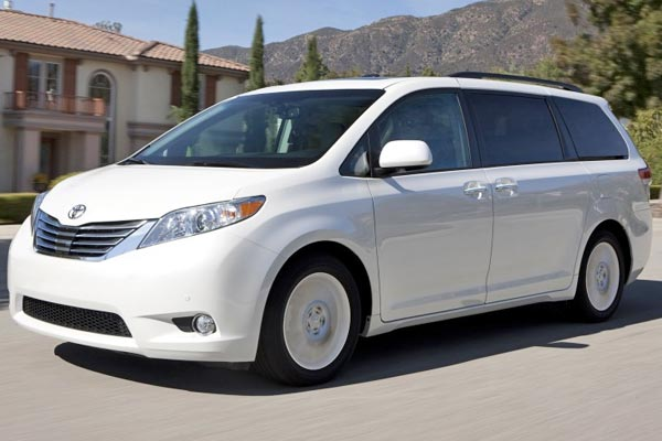 Toyota Sienna 1998 2010 Review Cheapest Ones Under 3000