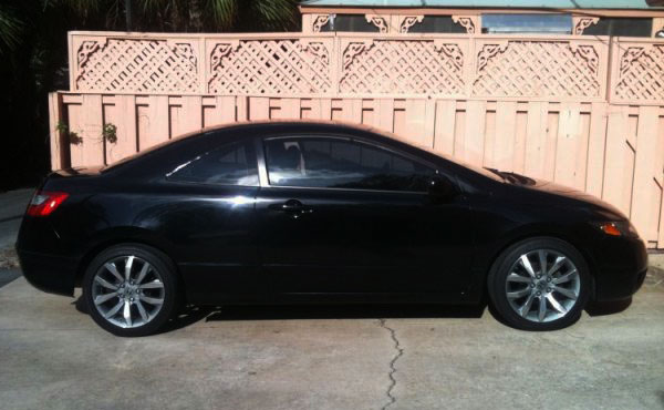 <strong>2009 HONDA CIVIC LX - Asking Price: $9,250</strong> — One more affordable Civic for sale by owner with real low miles for the price. This black one, LC coupe has only <span class='u'>40k miles</span> and could be yours for less than $10,000. If you are wondering why it is so cheap, is because this is a salvage vehicle which was repaired after an accident, but according to its owner it runs perfect with no issues. If you are interested on this 2009, you can contact its owner at 330-668-2588. To see if it is still available, please go to <span class='u'>http://goo.gl/P0ARD</span> copy-pasting that address in your browser.