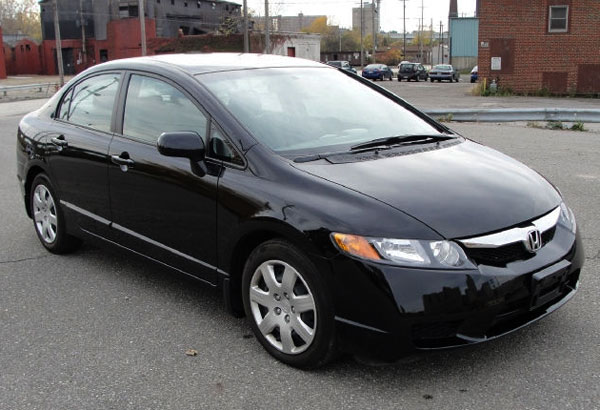 <strong>2010 HONDA CIVIC LX - Asking Price: $10,100</strong> — Another beautiful black one, non-smoker, that according to its owner is in perfect condition and looks like new as inside as outside. This LX 2010 has only <span class='u'><strong>23k miles</strong></span>, it is practically NEW, although its owner said I was  involved in collision accident but was perfectly repaired. If you are interested on this Honda Civic, it is for sale in <span class='u'>Cleveland, Ohio</span> by Empire Motors dealership and you can contact them at 888-436-3851 for more info. To check if it is still available, please copy-paste the next address in your browser: <span class='u'>http://goo.gl/vPwoS</span>