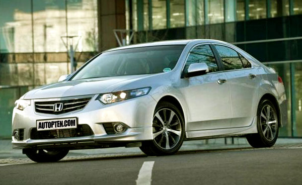 <strong>In its ninth generation, the Honda Accord</strong> does not incorporate a drastic change, but is a conservative model of more sculpted design and lower exterior proportions, without thereby reduces its internal capacity, rather the opposite.