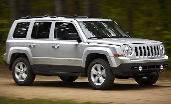 Jeep Patriot 2013 Photo