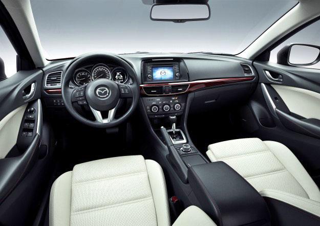 Mazda Mazda6 2013 Interior