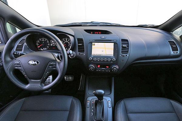 Kia Forte 2013 Interior