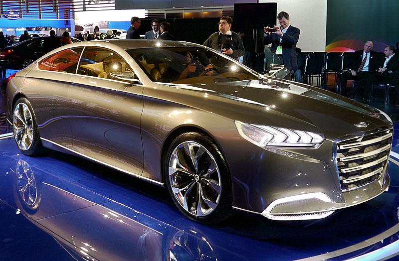 7 Hyundai Hcd 14 Genesis Concept 2017