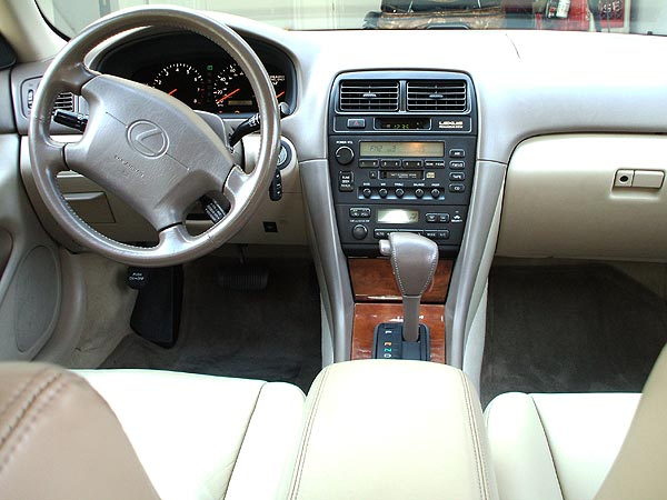 cheap luxury amp reliable used car lexus es300 19972001