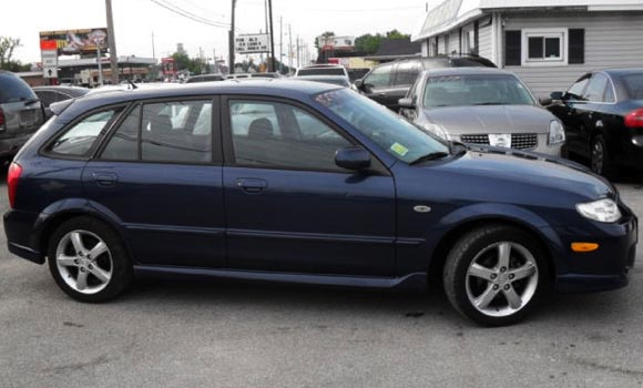 <strong>Cheapest Mazda Protege5 2003 for sale.</strong> This is the most affordable Protege5 '03 you can find at the moment of publishing this article. It has <span class='u'>188k miles</span> and is offered in <strong>Indianapolis, Indiana</strong> by Madison Auto Sales car dealer. <strong>Price asking: </strong> <span class='u'>$3,495</span>. If you are interested, please give them a phone call at <span class='u'>877-886-0678</span> for more information.
