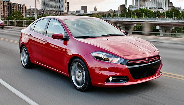The <strong>2013 Dodge Dart</strong> was one of the winner vehicles.