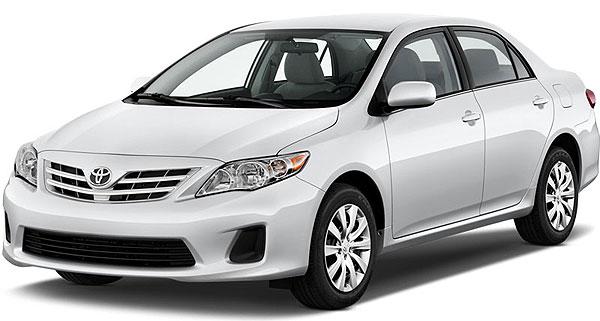 Toyota Corolla LE Compact Car