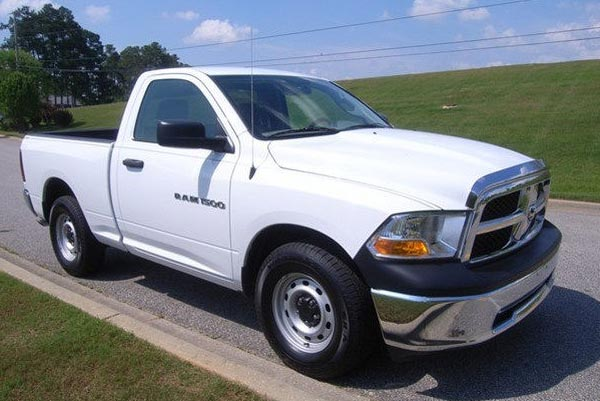 <h2>$16,881 — <strong>2012 Dodge RAM 1500 ST for sale in GEORGIA.</strong></h2> This Dodge pickup truck is practically NEW and is being offered by TNTSUPERCENTER. a car dealer located in Thomasville, GA . Mileage: 411 only. Asking price: <span class='u'>$16,881</span>. If you are interested, please contact them at : 888-889-9342 .