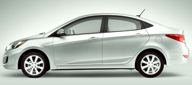 Buy the new Hyundai Accent 2013 for less than $15000