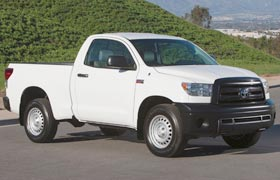 <strong>Regular Cab Pickup Truck.</strong> Toyota Tacoma 2012.