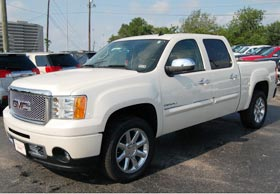 <strong>Short Box Pickup Truck.</strong> 2012 GMC Sierra Denali 1500 Crew Cab Short Box Pickup.