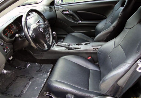 get a cheap used sports car toyota celica 2000 2005. Black Bedroom Furniture Sets. Home Design Ideas