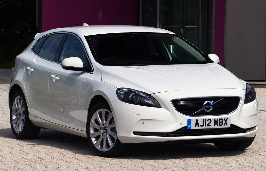 <strong>Volvo V40 2013:</strong> The new V40 can boast being the safest car in the world today according to the EuroNCAP