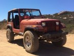 1992 Jeep Wrangler in California