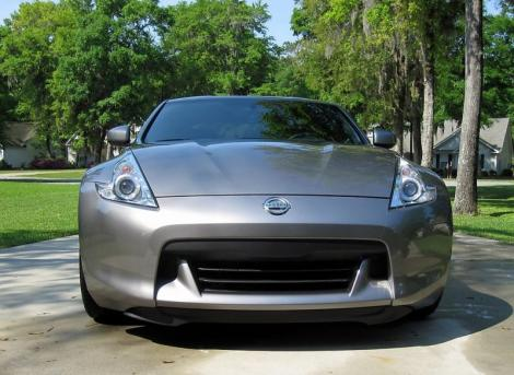 nissan 370z sports coupe by owner in sc under 24000. Black Bedroom Furniture Sets. Home Design Ideas