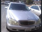 2000 Mercedes Benz 500 in CA