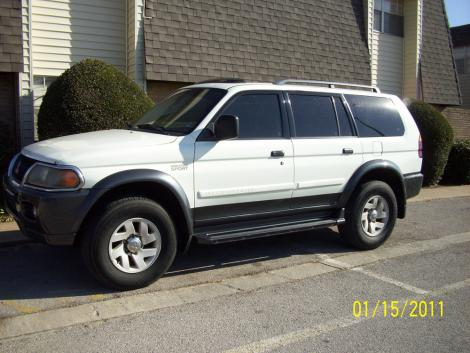 Mitsubishi Montero Suv By Owner In Ok Under 5000