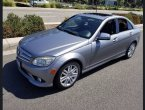 2008 Mercedes Benz C-Class under $9000 in California