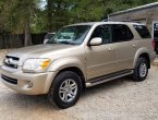 2006 Toyota Sequoia under $7000 in Texas