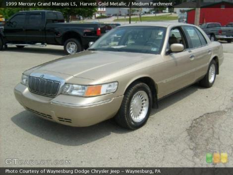 1999 Mercury Grand Marquis Ls For Sale In Fort Lauderdale