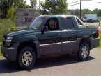 2002 Chevrolet Avalanche in Colorado
