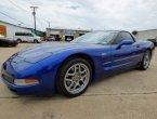 2003 Chevrolet Corvette under $18000 in Texas