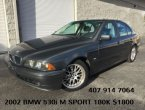 2002 BMW 530 in Florida