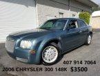 2006 Chrysler 300 under $4000 in Florida