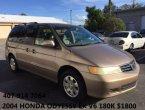 2003 Honda Odyssey under $2000 in Florida