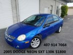 2005 Dodge Neon in FL